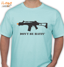 Gunz for Hire gunz--hire-hatin T-Shirt
