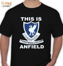 Liverpool liverpool-anfield T-Shirt