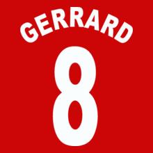 Liverpool gerrard- T-Shirt