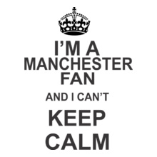 Football i-am-manchester-united-fan T-Shirt