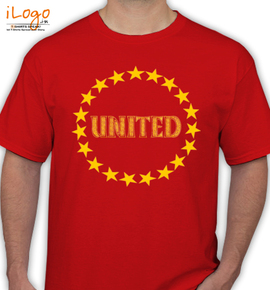 manchester united star t shirt - T-Shirt