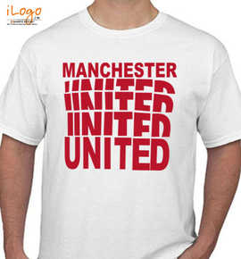manchester united international soccer club core t shirt - T-Shirt