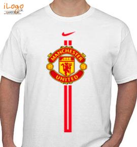 manchester united  league t shirt - T-Shirt