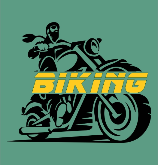 Biking T-Shirts