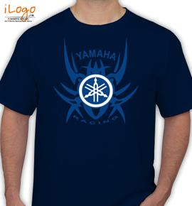 YAMAHA- - T-Shirt