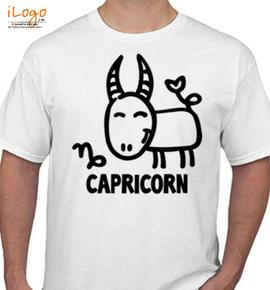 CAPRICORN - T-Shirt