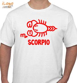 SCORPIO - T-Shirt