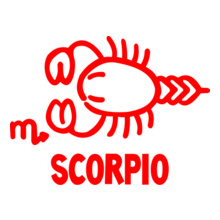 Zodiac Sign SCORPIO T-Shirt