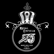 Biker Royal-Enfield-Designs T-Shirt