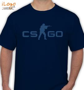 Counter Strike Global Offensive Gameplay CSGO Beta Key Winner - T-Shirt