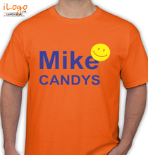 Mike Candys mike-candys- T-Shirt