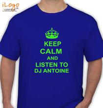 DJ Antoine DJ-Antoine- T-Shirt
