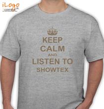 Showtex SHOWTAK-KEEP-CALM T-Shirt
