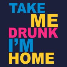 SHOWTAK-HOME-DRUNK T-Shirt