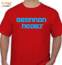 Brennan brennan-heart-dark T-Shirt