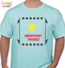 Brennan brennan-heart-dj T-Shirt