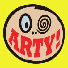 arty-smile T-Shirt