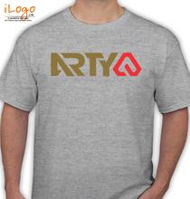 Arty arty-design T-Shirt