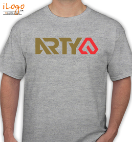 arty design - T-Shirt