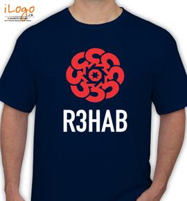 Rhab logo - T-Shirt