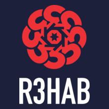 R3HAB Rhab-logo T-Shirt