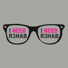 R3HAB i-need-Rhab T-Shirt