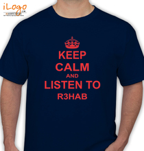 R3HAB Rhab-keep-calm T-Shirt
