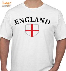 england t shirt - T-Shirt