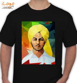 Bhagat - T-Shirt