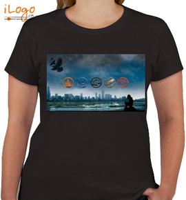 tanvi - Girls T-Shirt