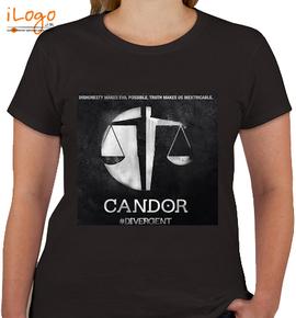 factions - Girls T-Shirt