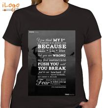 Tanvis Designs divergent T-Shirt
