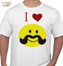 Valentine's Day i-love T-Shirt
