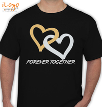 Valentine's Day forever-together T-Shirt