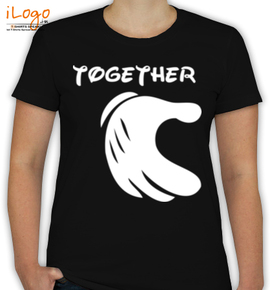 together - T-Shirt [F]