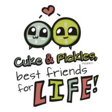 Friendship Day cukepickles-design- T-Shirt