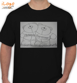 friends forever - T-Shirt