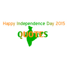 Happy-Independence-Day--Quotes T-Shirt