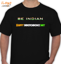 Independence Day be-india T-Shirt