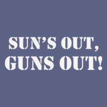GYM  guns-out T-Shirt