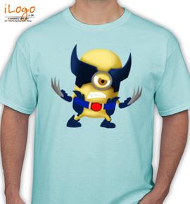 wolverin minion - T-Shirt