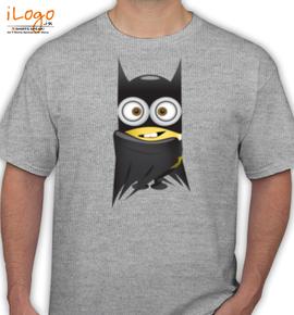 batman begain minion - T-Shirt