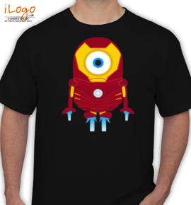 ironman minion - T-Shirt
