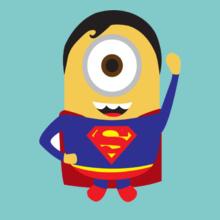 minion-superman T-Shirt