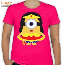 super-woman-minion T-Shirt