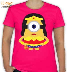 super woman minion - T-Shirt [F]