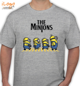 beatles minion - T-Shirt
