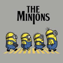 Minion beatles-minion T-Shirt