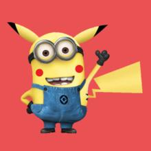 Minion pikachu-minion T-Shirt