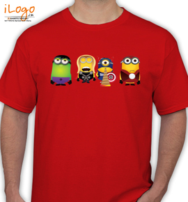 superhero minion - T-Shirt